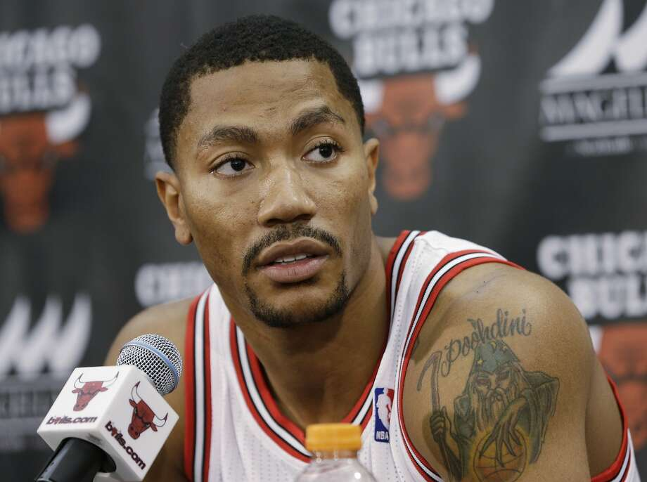 Derrick Rose played in just 10 NBA games last season. Photo: Nam Y. Huh, Associated Press