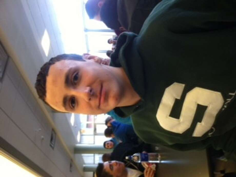 Zac O'Dell, 15, from Schalmont is thankful for the chance to play at the Syracuse Dome this Sunday.
