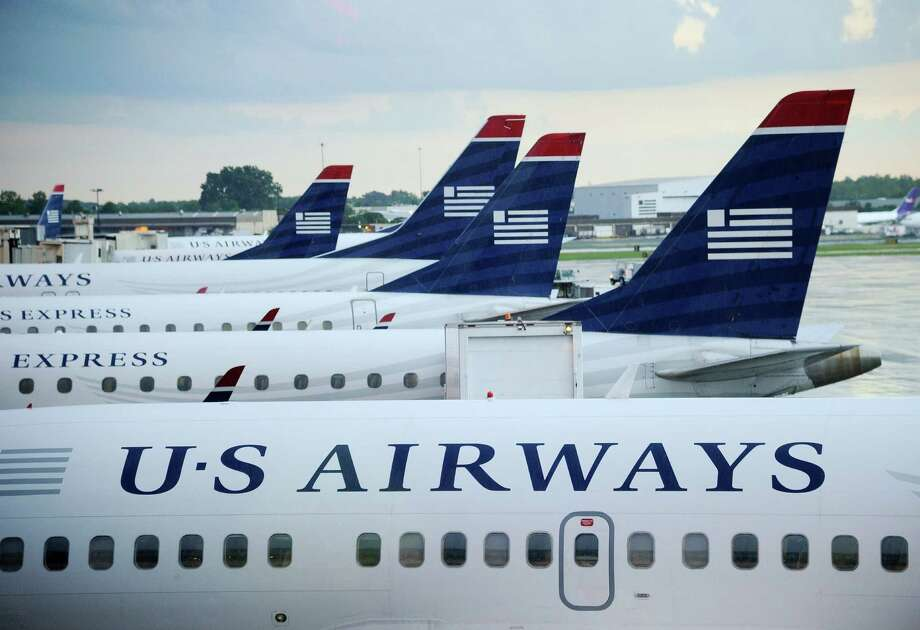 7. US AirwaysRating: 64/100Biggest complaints: Extra fees and poor service.