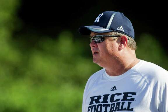 David Bailiff's folksy style fits nicely at Rice, which is enjoying one of the most productive two-year stretches in program history.