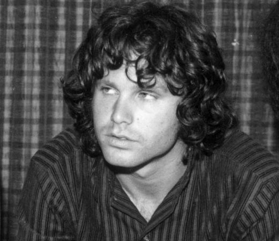 Jim Morrison (1943-1971):An American singer and songwriter who rose to fame as the lead singer of the Doors. Photo: Getty Images