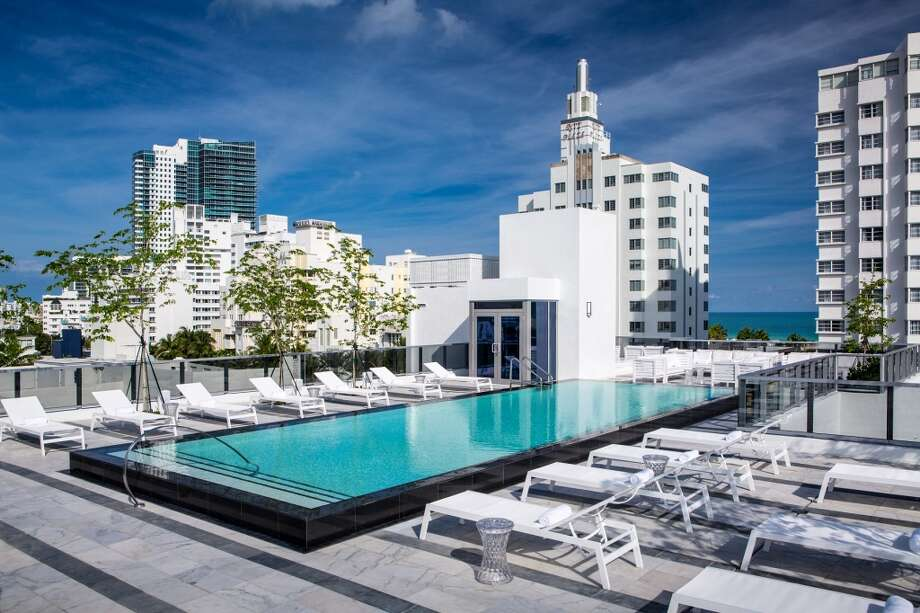 "Menin Hotels' three Miami locations -- Bentley South Beach, the Sanctuary and the newly renovated Gale South Beach & Regent Hotel (pictured) -- will offer 25 percent off reservations made Monday, Dec. 2. Book via hotel Web sites with promo code ""cyber."" Photo: Gale South Beach & Regent Hotel"