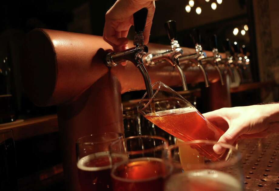 BEER  Thank you Beer for all the good times. Photo: Adam Berry, Getty / 2013 Getty Images