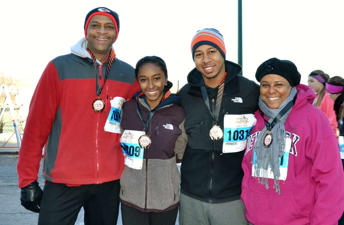 Were you Seen starting off your Thanksgiving at the 66th annual Troy Turkey Trot on Thursday, Nov. 28, 2013?