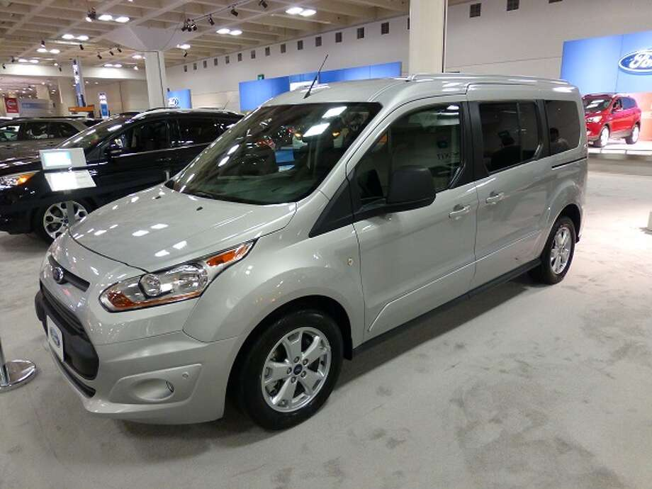 The new Ford Transit Connect van looks intriguing. Combination SUV, wagon and van. Pricing starts around $29,000