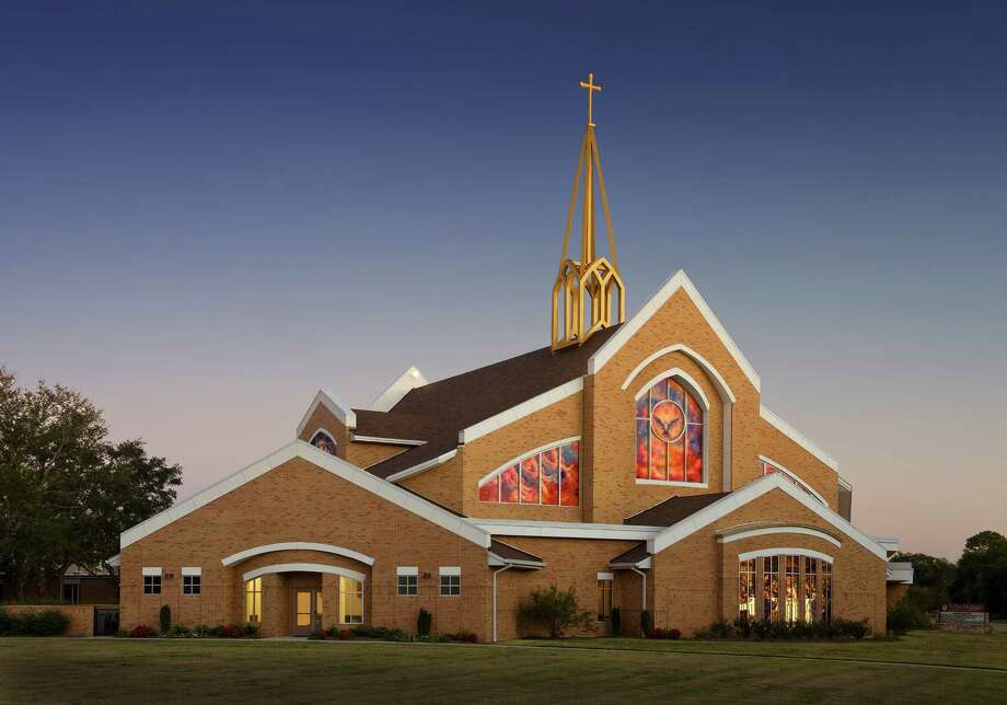 """The stained glass windows of St. Paul the Apostle Catholic Church will be features on """"Arts InSight"""" Dec. 19. Photo: Provided By St. Paul The Apostle Catholic Church"""