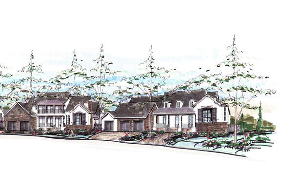 Frankel Building Group has plans for some 55 homes in The Woodlands Reserve, in the Village of Indian Springs. The houses will start at just above $1 million.