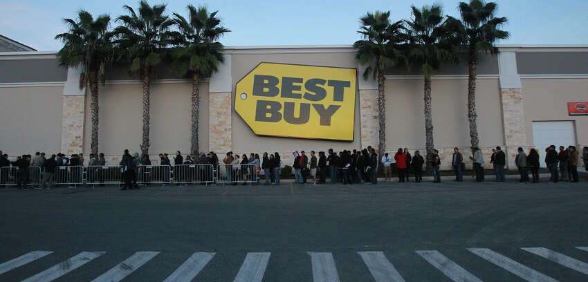 Here are hours for San Antonio-area stores and malls on Thanksgiving Day.Best Buy Open 5 p.m. to 1 a.m.