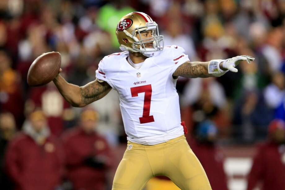 St. Louis (5-6) plus-9 at San Francisco (7-4): 49ers 23-17 Photo: Rob Carr, Getty Images