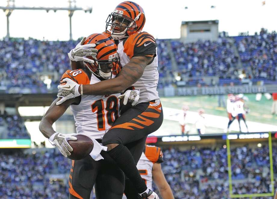 Cincinnati (7-4) plus-1 at San Diego (5-6): Bengals 23-20 Photo: Nick Wass, Associated Press