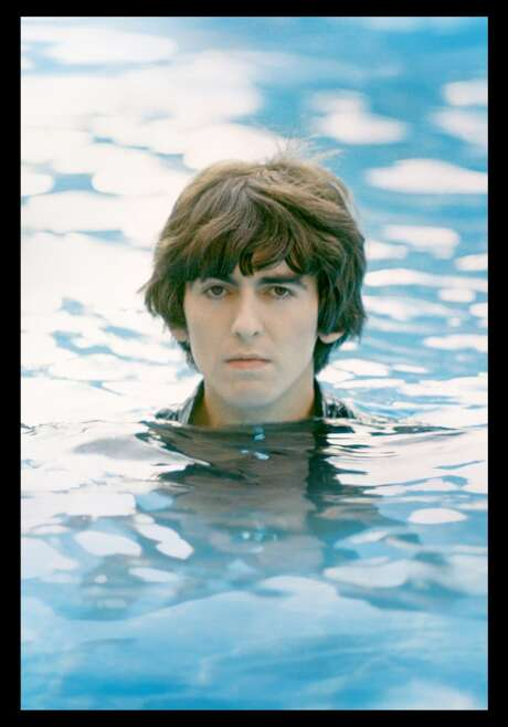 George Harrison died at 58 of lung cancer. (Image from the documentary George Harrison: Living in the Material World.)