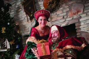 The Texas Renaissance Festival wraps up this weekend with its Celtic Christmas. It closes Dec. 1.