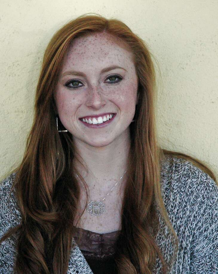 "17-year-old Jasper resident, Cassidy Clark, raised over $4000 for the Julie Rogers ""Gift of Life"" program. Photo: Alison Hart"