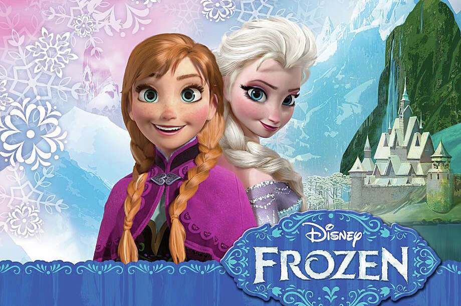 "The animated Disney movie, ""Frozen,"" is now playing in area theaters. Photo: Contributed Photo / Westport News contributed"