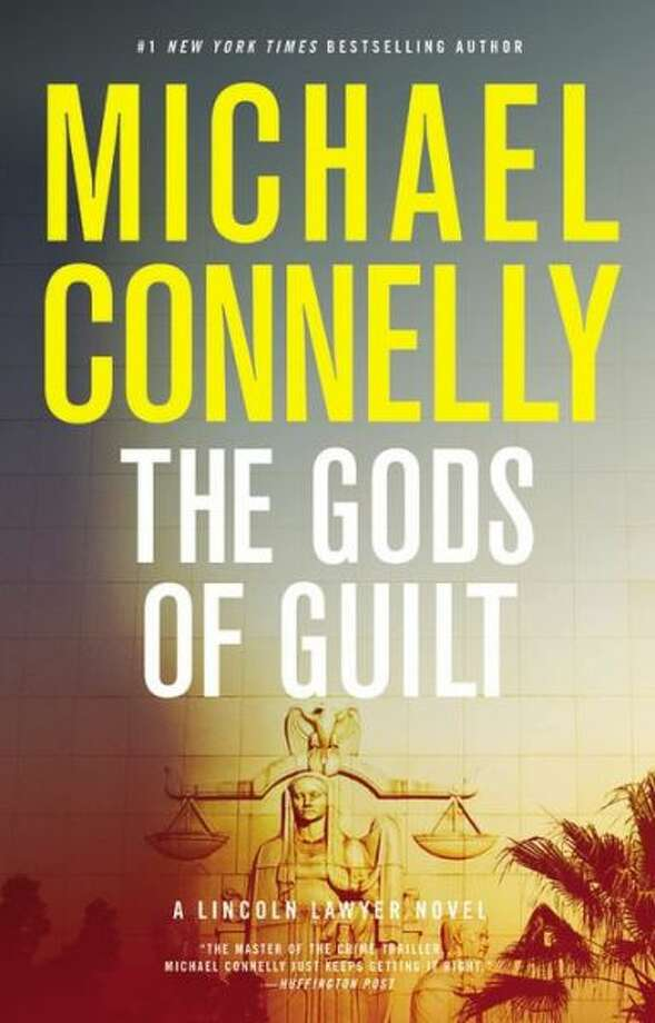 """The Gods of Guilt"" by Michael Connelly Photo: Xx"
