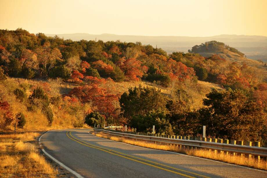 Take the Wine RoadViews like this set a romantic scene on approach to this Hill Country gem. Take your partner on a peaceful drive along the wine trail known as Fredericksburg Wine Road 290. Photo: Courtesy Michel Lecuona