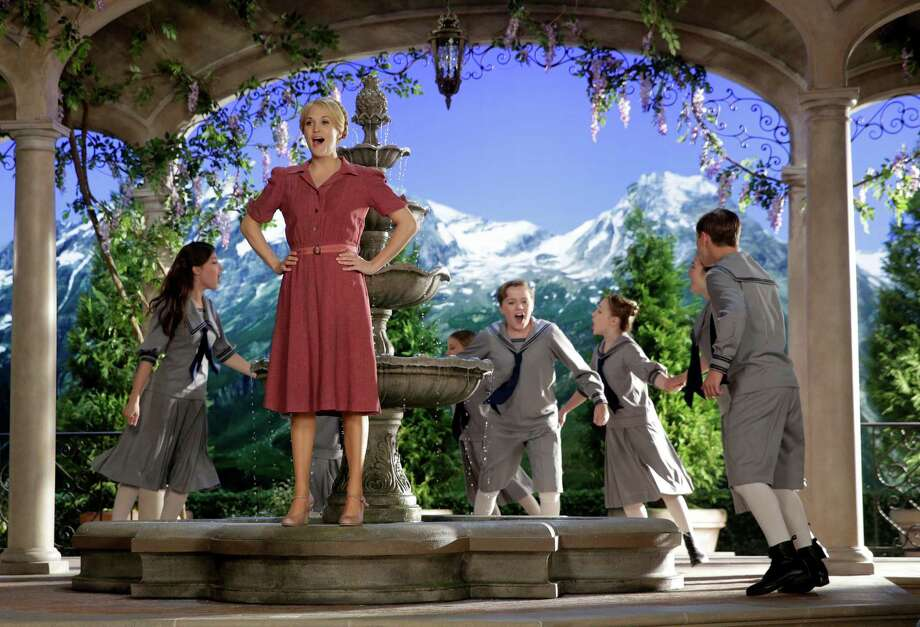 """Carrie Underwood stars as the would-be nun turned bride, Maria, in """"The Sound of Music Live!"""" Photo: Paul Drinkwater, HOEP / NBC"""
