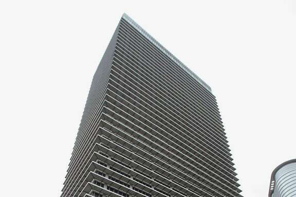 The ExxonMobil building at 800 Bell was built in the 1960s.