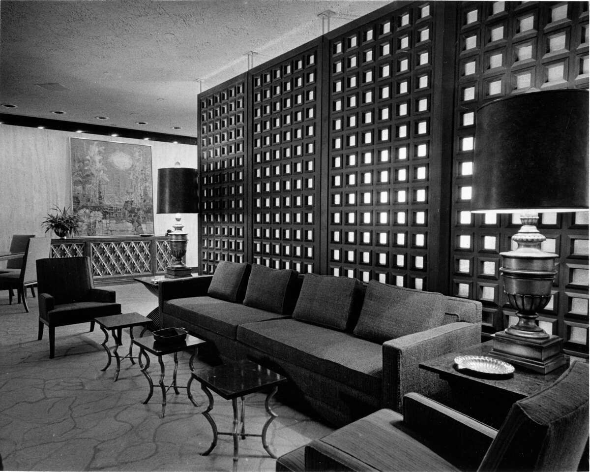 Petroleum Club style: One part mod, one part old-school luxury.
