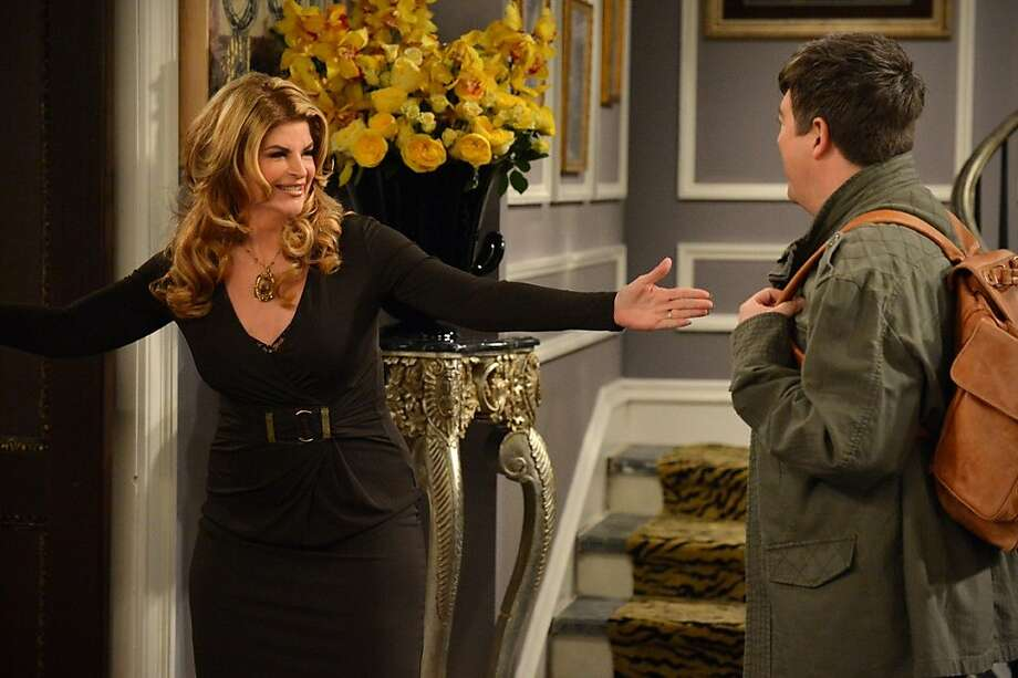 Kirstie Alley plays a self-involved Broadway actress. Photo: TV Land Photo