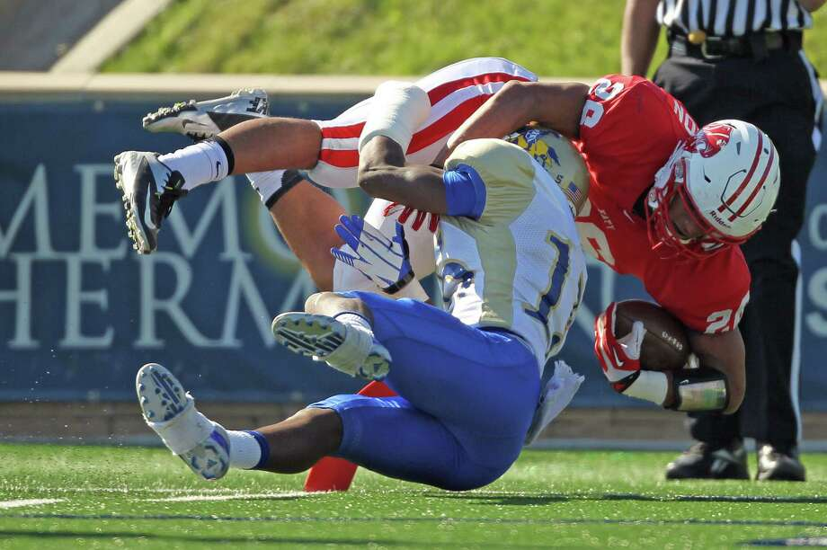Katy 56, Elkins 26