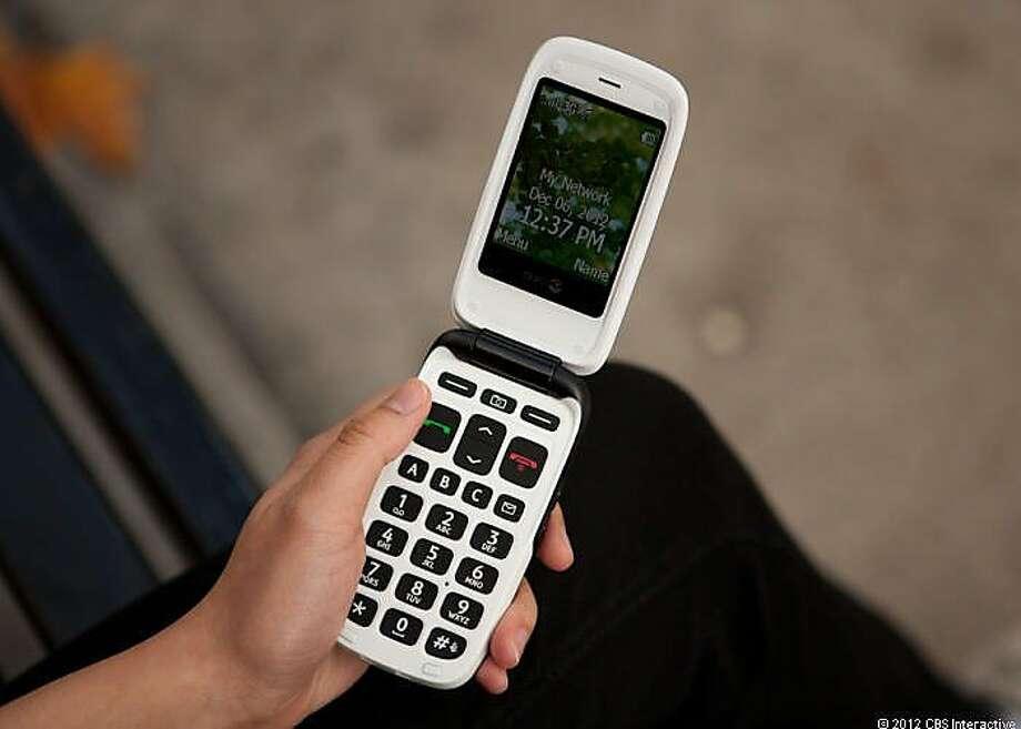 Flip phones to flip for - SFGate