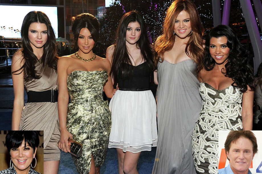 It's difficult to choose from this family's shenanigans, so we'll rank them. 5: Kendall, 18, gave the world a peek at her breasts in a see-through top. 4: Khloe and Lamar's marriage crumbled. 3: And so did Kris and Bruce's union. 2: Kanye West and Kim got engaged at a baseball field. 1: Kim gave birth and punished her daughter with the name North West. / 2011 Getty Images