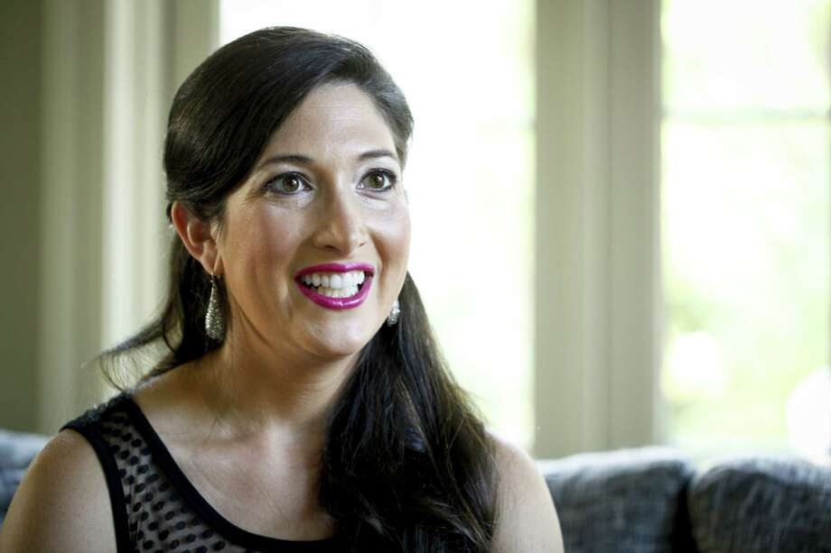 "Randi Zuckerberg, formerly of Facebook, has written ""Dot Complicated: Untangling Our Wired Lives"" and ""Dot."" Photo: Russell Yip / San Francisco Chronicle"