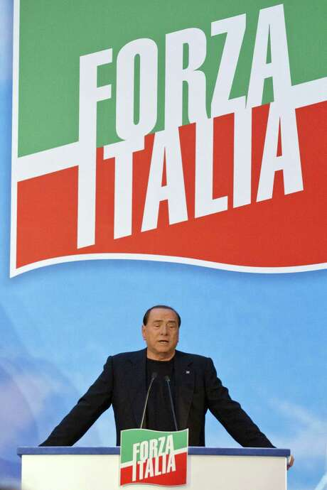 A court suggested ex-Italian Premier Silvio Berlusconi paid off the women to downplay sexual allegations. Photo: Associated Press