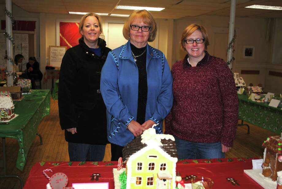 Were you SEEN at Bethel Chamber of Commerce Annual Winter Fest? Friday, November 29, 2013. Bethel United Methodist Church Gingerbread House fundraiser for Bethel Relay for Life. Photo: Wendy Mtichell