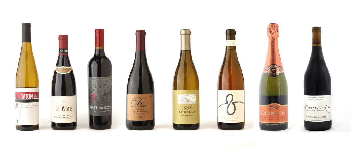 A selection from each category of the Top 100 Wines of 2013.