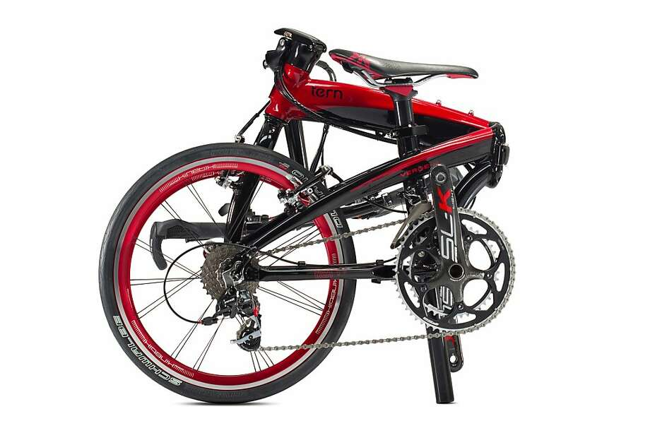 Tern Folding Bike Photo: Tern
