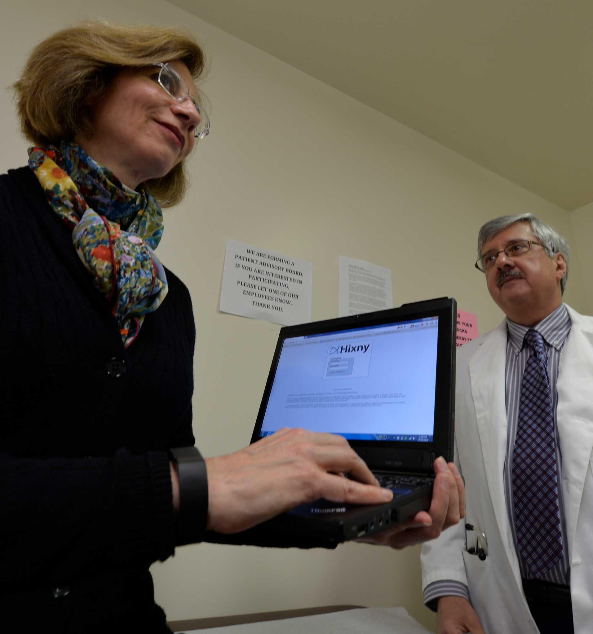 virtual health records times union