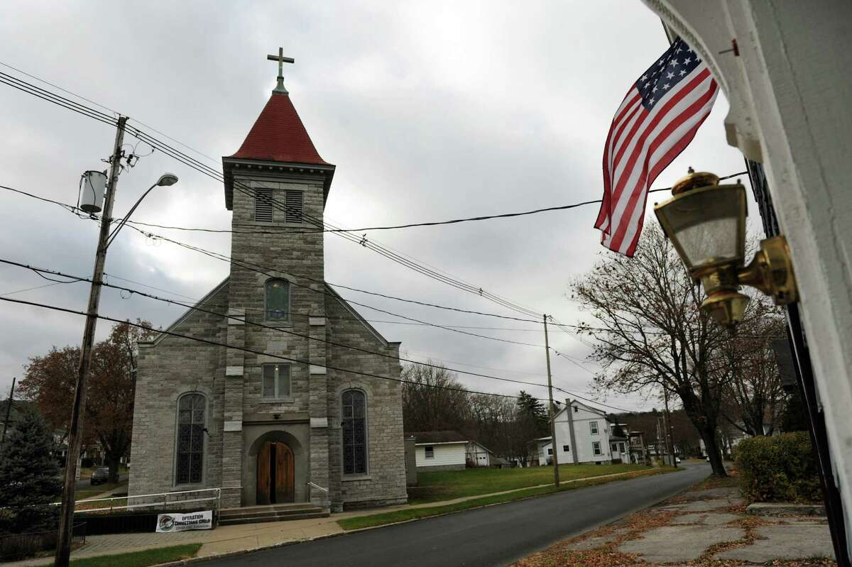 Upstate Chapel on Tuesday, Nov. 19, 2013, in Canajoharie, N.Y. (Cindy Schultz / Times Union)