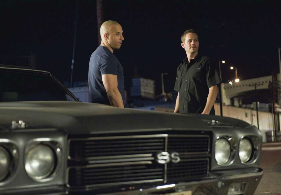 Vin Diesel and Paul Walker in a 'Fast and Furious' sequel. Photo: Jaimie Trueblood, Universal Pictures / handout