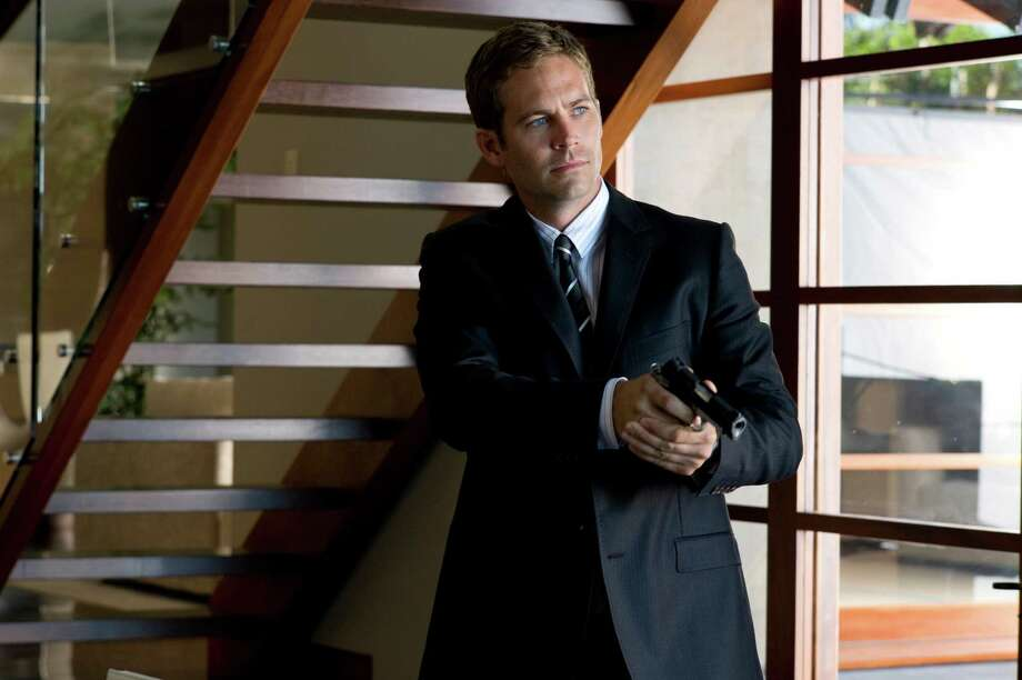 Paul Walker stars in Screen Gems' action thriller 'Takers.' Photo: Suzanne Tenner / DirectToArchive