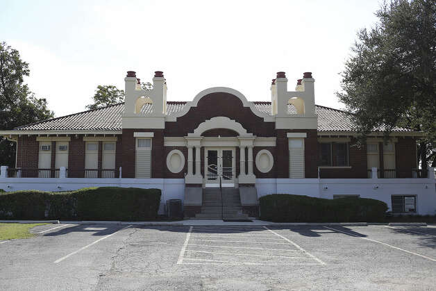 Hot Wells Ballroom, with its eclectic edifice on the Southeast Side, was built as a girls' school in 1916 then became a sanitorium before a series of incarnations as offices and clinics. Read more. Photo: San Antonio Express-News