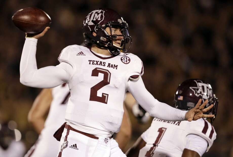 20. Texas A&M (8-4) Last week: 22 Photo: Jeff Roberson, Associated Press