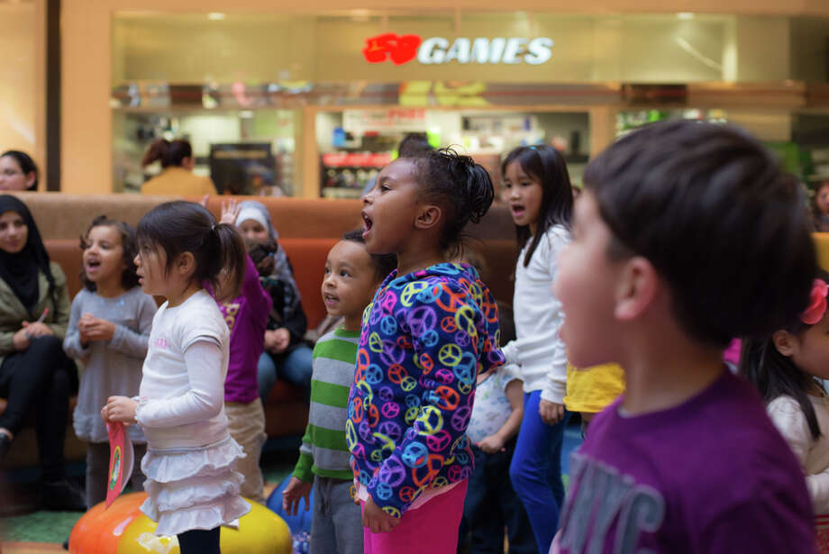 Were you SEEN at the Trumbull Mall on Black Friday? Photo: Andrew Merrill