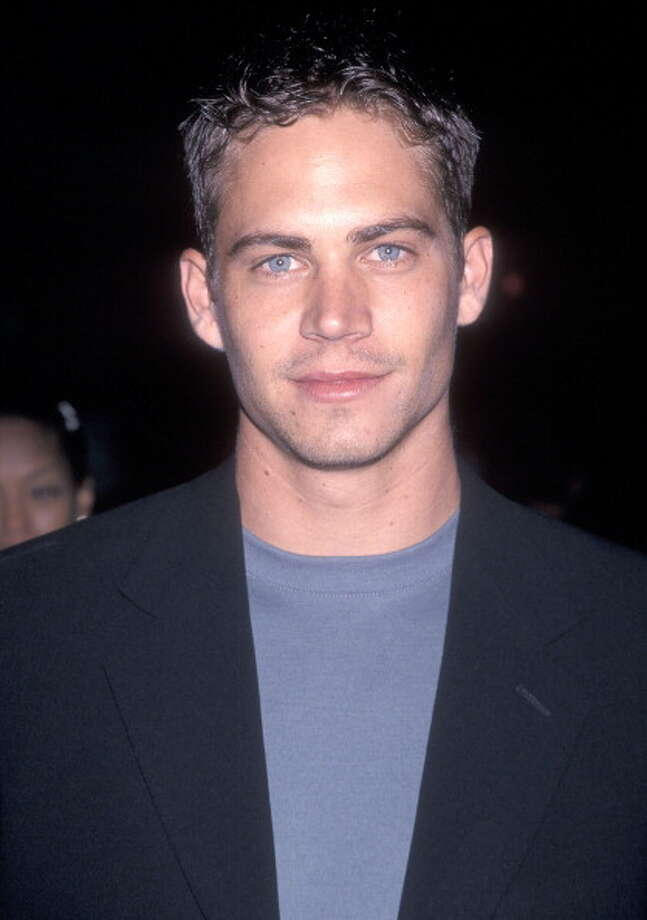 "WESTWOOD, CA - OCTOBER 19:   Actor Paul Walker attends the ""Pleasantville"" Westwood Premiere on October 19, 1998 at the Mann National Theatre in Westwood, California. (Photo by Ron Galella, Ltd./WireImage) Photo: Ron Galella, Ltd., WireImage / 1998 Ron Galella, Ltd."