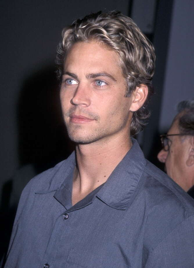 "CENTURY CITY, CA - OCTOBER 3:   Actor Paul Walker attends the ""Tigerland"" Century City Premiere on October 3, 2000 at the Richard D. Zanuck Theatre, 20th Century Fox Studios in Century City, California. (Photo by Ron Galella, Ltd./WireImage) Photo: Ron Galella, Ltd., WireImage / 2000 Ron Galella, Ltd."