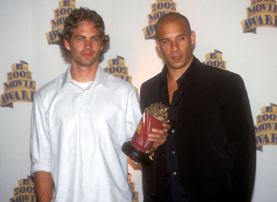 Paul Walker and Vin Diesel (Photo by Barry King/WireImage) Photo: Barry King, WireImage / WireImage
