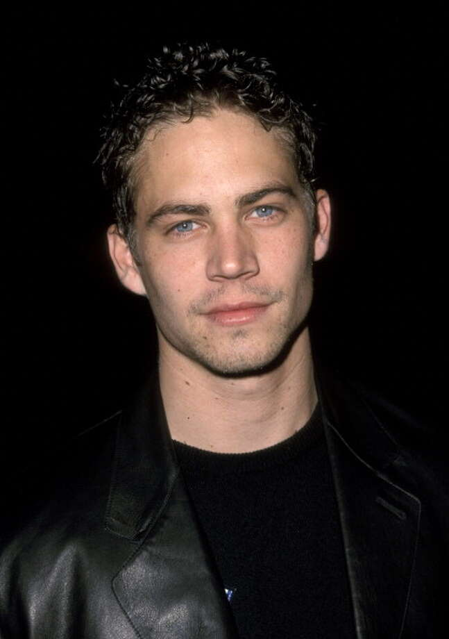 "Paul Walker during ""Varsity Blues"" Los Angeles Premiere at Paramount Pictures in Hollywood, California, United States. (Photo by Jim Smeal/WireImage) Photo: Jim Smeal, WireImage / Ron Galella Collection"
