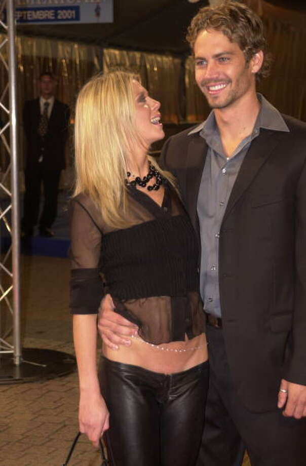 Tara Reid & Paul Walker (Photo by Tony Barson/WireImage) Photo: Tony Barson, WireImage / WireImage