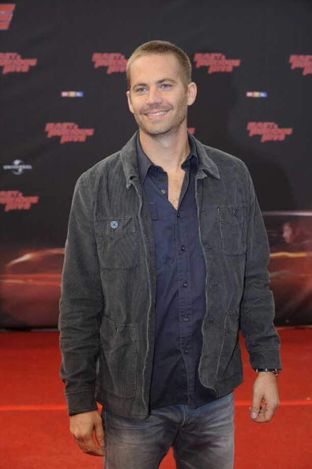 COLOGNE, GERMANY - APRIL 27:  Paul Walker attends the 'Fast & Furious 5' Germany Premiere on April 27, 2011 in Cologne, Germany. (Photo by Peter Wafzig/Getty Images) Photo: Peter Wafzig, Getty Images / 2011 Peter Wafzig