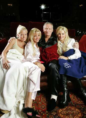 Poses With Kendra Wilkinson L Bridget Marquardt And Holly Madison R