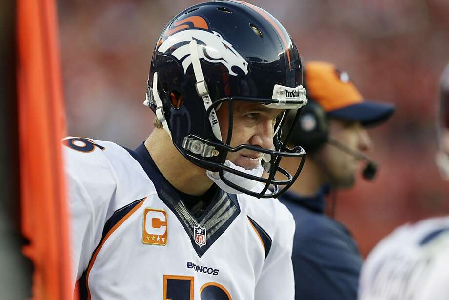 Peyton Manning Photo: Charlie Riedel, Associated Press
