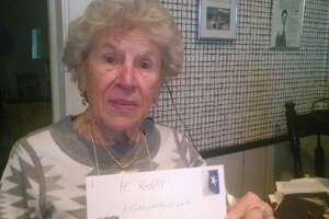 Grandma from Stamford charms Reddit community - Photo