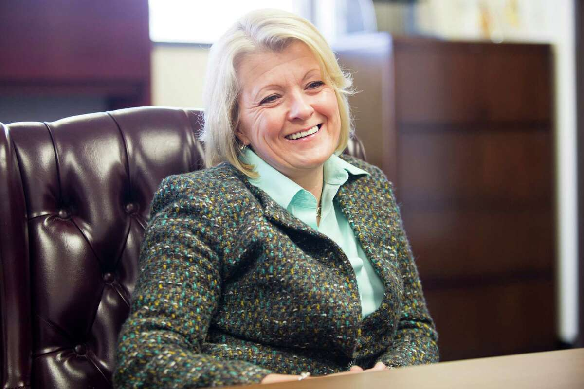 Teresa May, who came from Dallas County's probation office, is bent on reform and results.