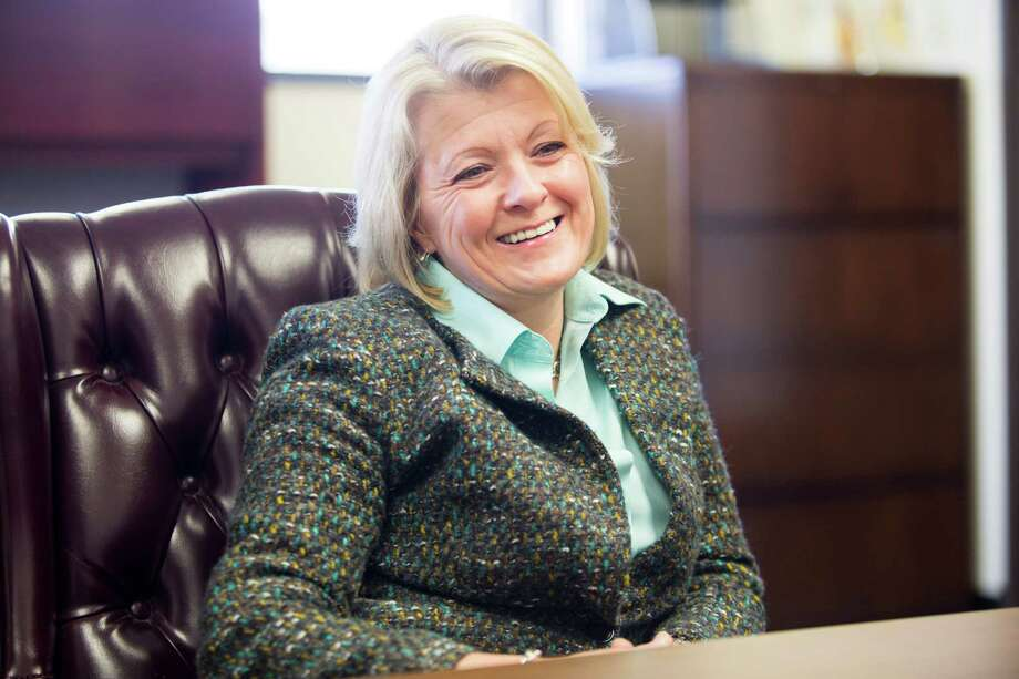 Teresa May, who came from Dallas County's probation office, is bent on reform and results. Photo: Eric Kayne / Eric Kayne